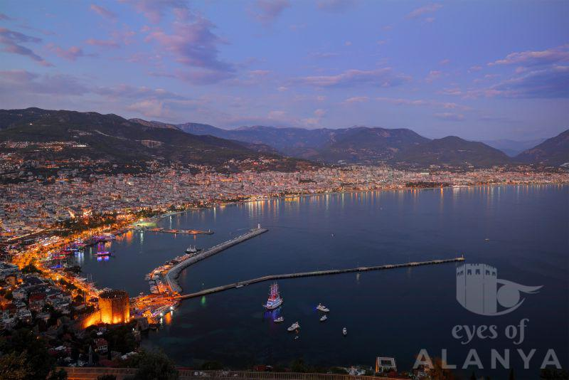Alanya Harbor. September 2019 -Krasnov, Aleksandr