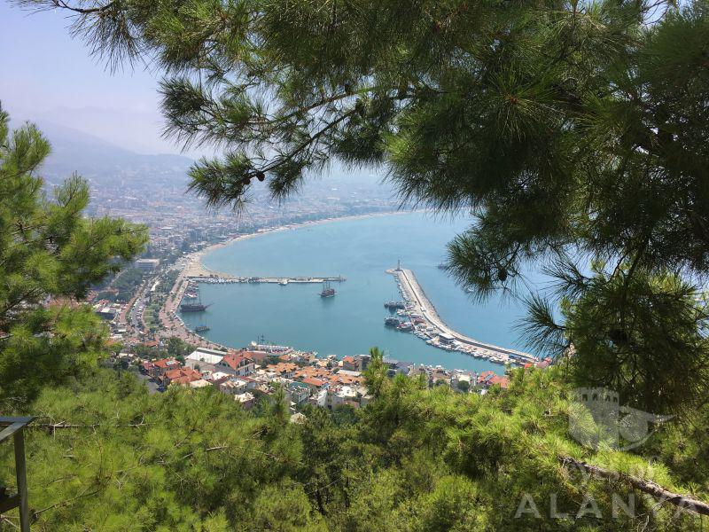 """With my own eyes"" This photo shows the port of Alanya from  -Skakunova, Elizabeth"